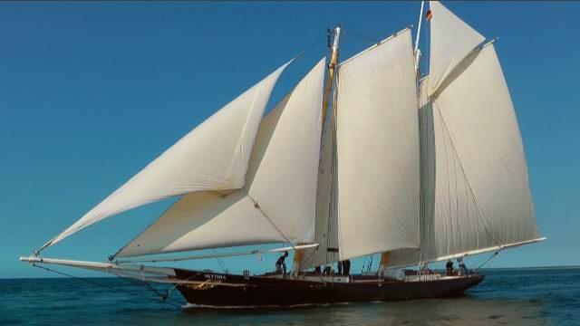 """Vorschaubild zu Mein bestes Stück – Die """"Skythia"""" (Nachbau der legendären Yacht America)"""