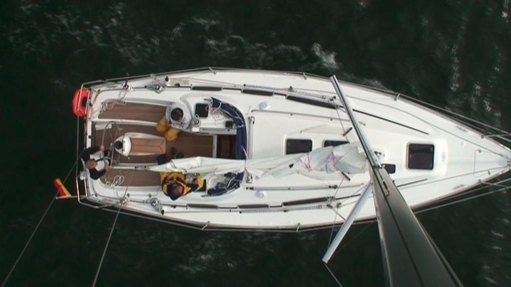 Vorschaubild zu Yacht Test – Bavaria 31 Cruiser: Flottes Update