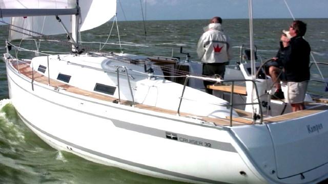 Vorschaubild zu Bavaria Cruiser 32 – Der erste Test