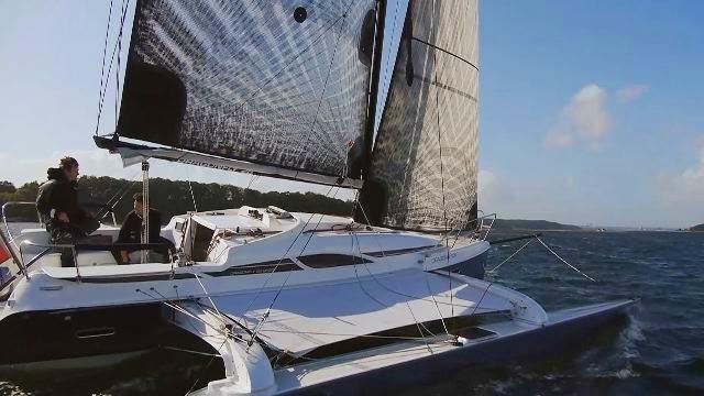 Vorschaubild zu Yacht Test – Dragonfly 28 Sport: Der ultimative Segelspaß auf 28 Fuss?