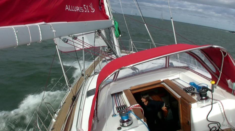 Vorschaubild zu European Yacht of the Year 2009 – die Tests in Ijmuiden