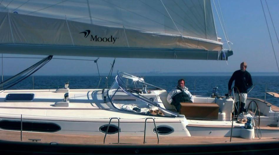 Yacht Test – Moody Classic 45