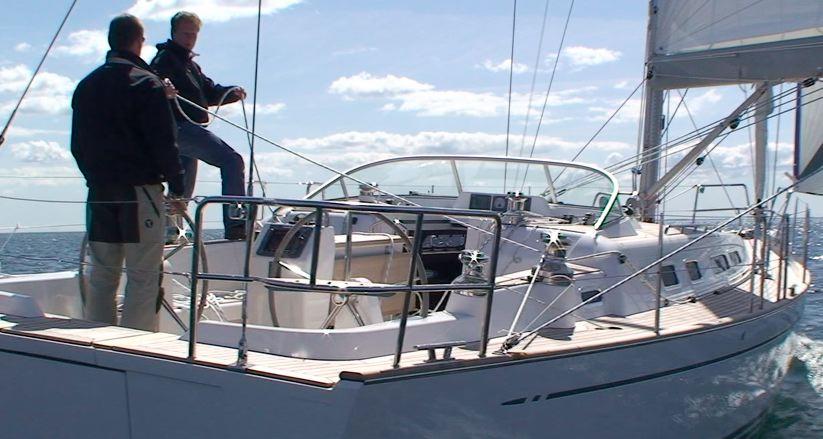 Vorschaubild zu Yacht Test: Komfort-Express XC 42