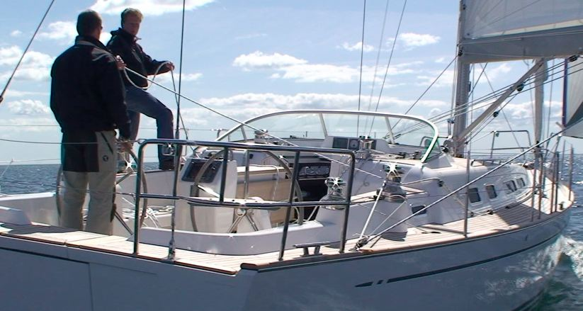 Yacht Test: Komfort-Express XC 42