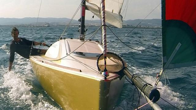 Vorschaubild zu Egmont Friedl (Knoten und Spleissen) – Zu Besuch bei segel-filme.de