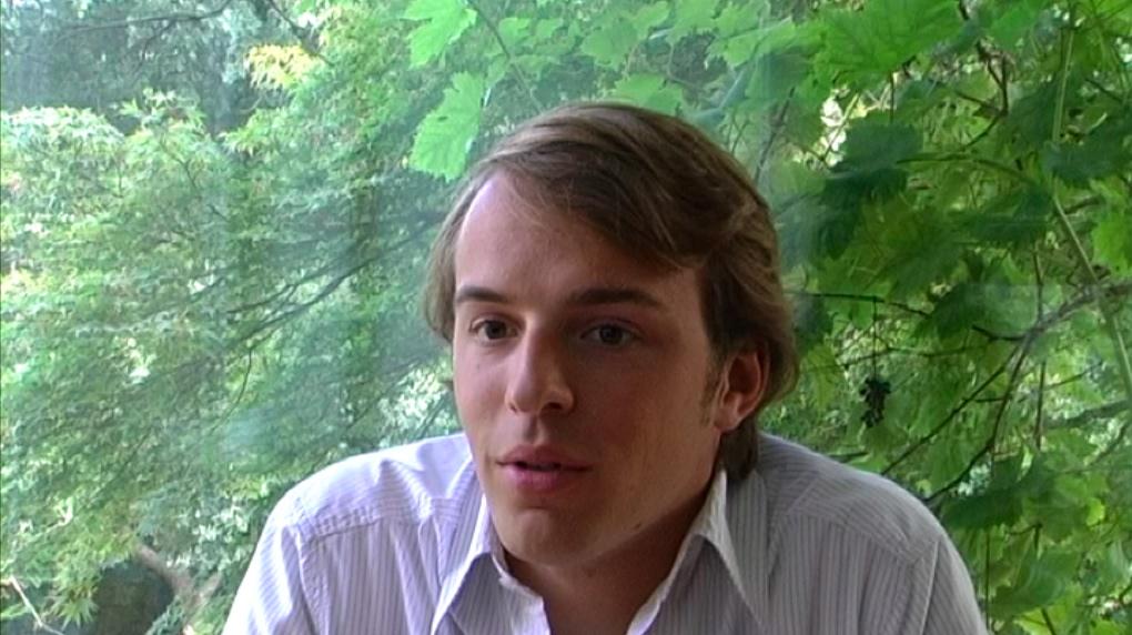 Vorschaubild zu Interview: Johannes Erdmann