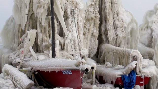 Vorschaubild zu Eiszeit / Iceage