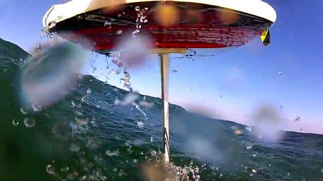 Vorschaubild zu Hydrofoils – A Waterlust Film