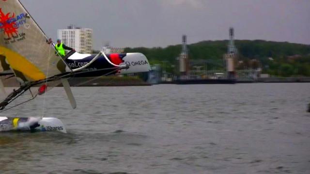Vorschaubild zu An Bord eines Extreme 40 Kats