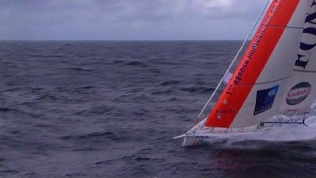Vorschaubild zu Das Finale der Vendée Globe