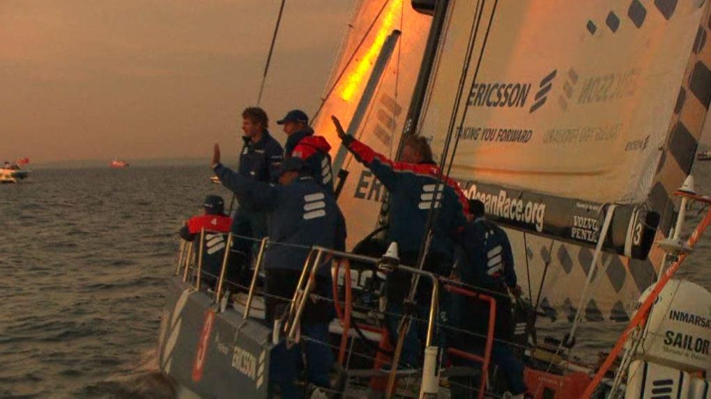 Vorschaubild zu Volvo Ocean Race 2008/2009 – Die letzten Bilder