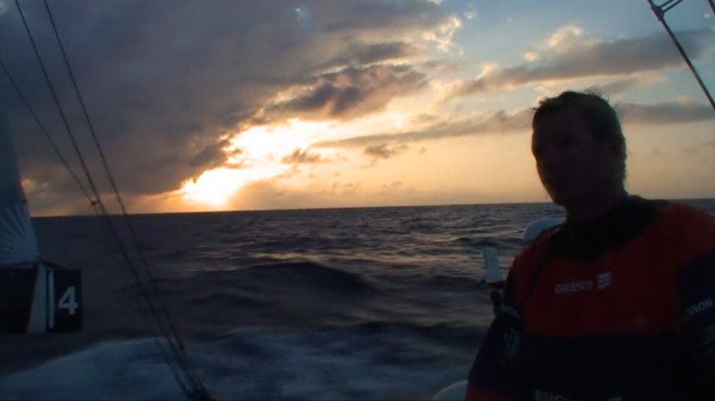 Vorschaubild zu Volvo Ocean Race 2008/2009 – Die dritte Etappe