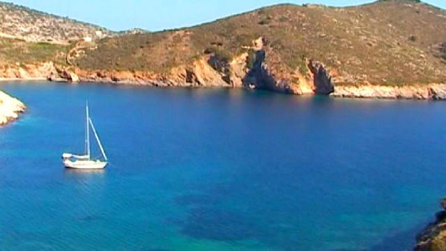 Vorschaubild zu Griechenland, Ägäis und Peloponnes – Revierreportage