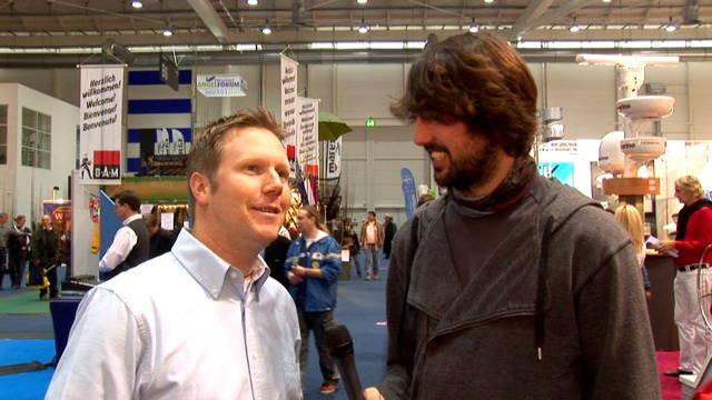 Vorschaubild zu Hanseboot 2010 mit Bastian Hauck
