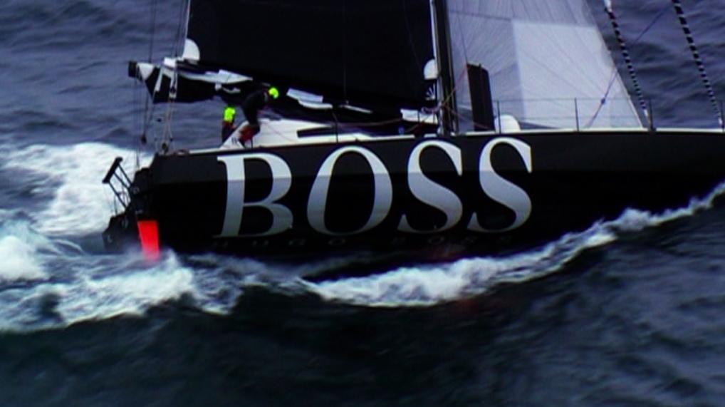 """Vorschaubild zu Heißer Ofen: Mitsegeln auf """"Hugo Boss"""""""