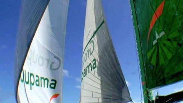 Vorschaubild zu Jules Verne Trophée – Neuer Weltrekord mit Groupama 3