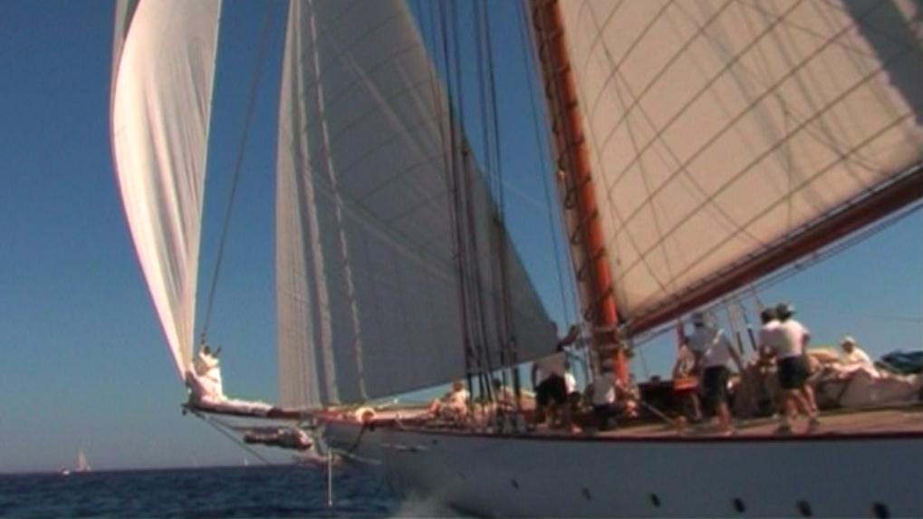 Vorschaubild zu Bootsbau-Legenden vor St. Tropez