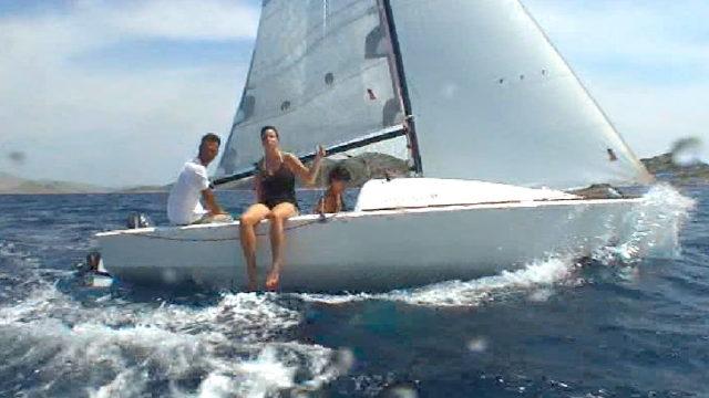 Vorschaubild zu Speed und Spaß, die Seascape 18