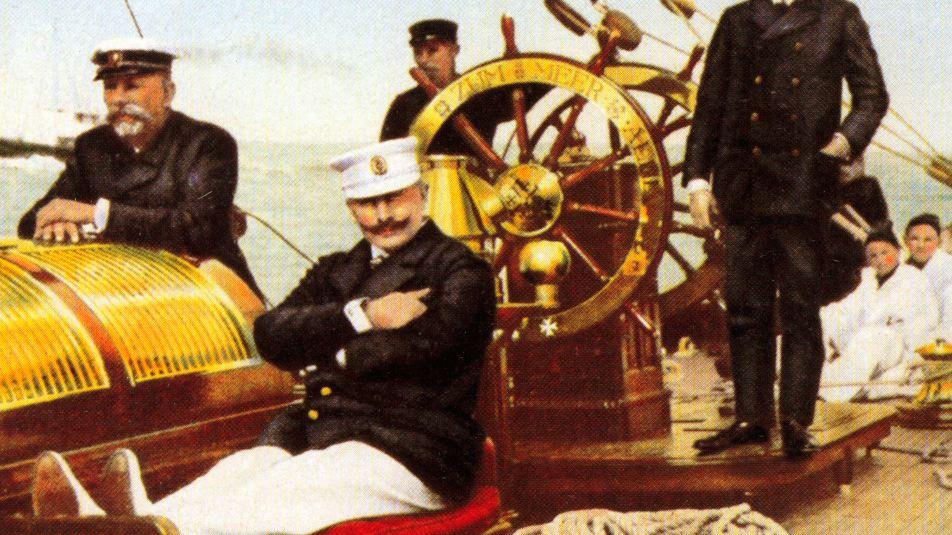 Vorschaubild zu Hamburgischer Verein Seefahrt