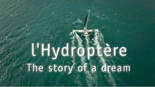 Vorschaubild zu Die Geschichte der Hydroptère