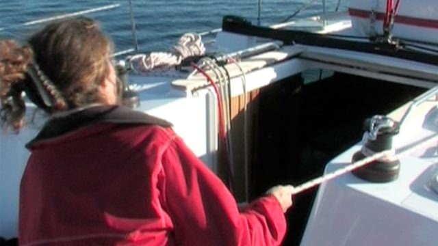 Vorschaubild zu Tipps für den Yachtcharter – Die Segel