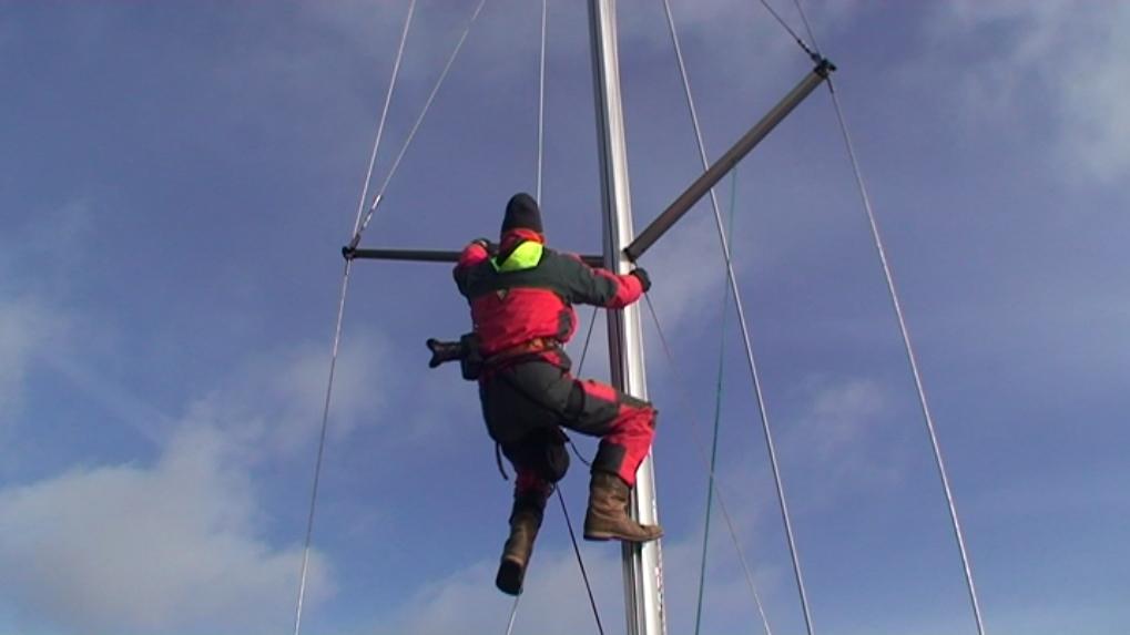 Vorschaubild zu Bootsmanöver: Der richtige Dreh