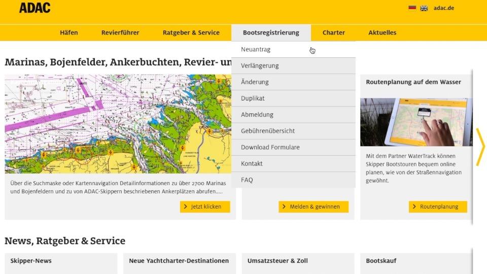 Vorschaubild zu Vorgestellt: skipper.adac.de
