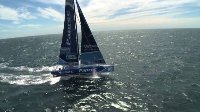 Vorschaubild zu Halbzeit im Southern Ocean: Boris Herrmann auf Platz sechs im Barcelona World Race