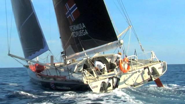 Vorschaubild zu Barcelona World Race: Souveräner 5. Platz für Boris Herrmann