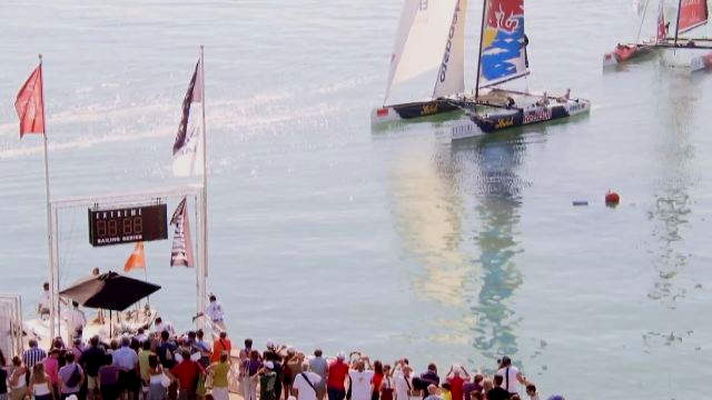 Vorschaubild zu Extreme Sailing Series Trapani und America's Cup World Series in Plymouth