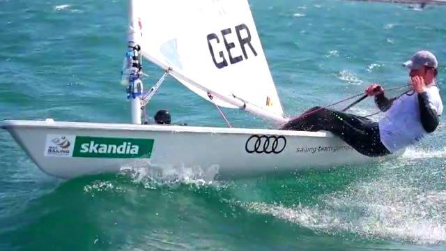 Vorschaubild zu Das Sailing Team Germany stellt unsere Olympiasegler vor