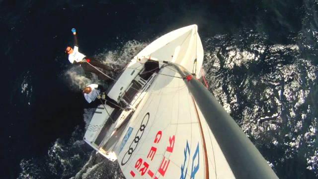 Vorschaubild zu Audi Sailing Team Germany – Weltcup in Hyères