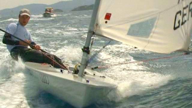 Vorschaubild zu Audi Sailing Team Germany – Abschlussbericht 43. Semaine Olympique Francaise