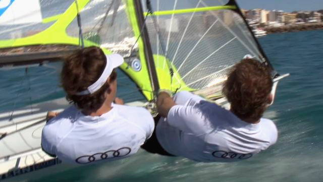 Vorschaubild zu Audi Sailing Team Germany – Erste Weltcup-Medaillen 2011