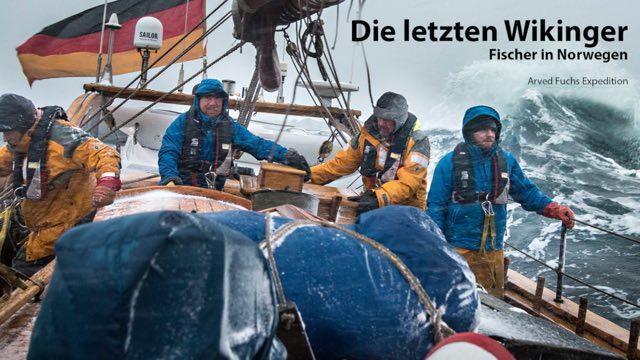 """Vorschaubild zu Arved Fuchs """"Die letzten Wikinger"""" Trailer"""