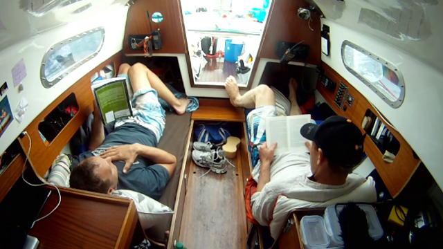 Vorschaubild zu Lebemeer – Mit einer SHARK24 über den Atlantik – Teaser