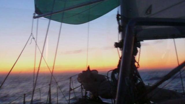 Vorschaubild zu Segeln unter weißen Nächten – Ein Segeltörn in den Nordosten der Ostsee