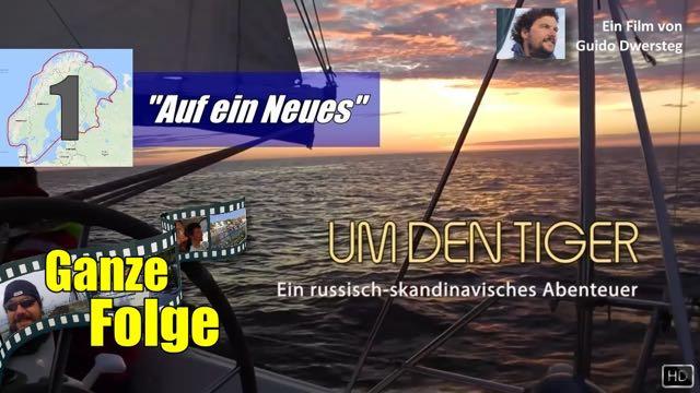 """Vorschaubild zu """"Um den Tiger"""" von Guido Dwersteg (Folge 1)"""