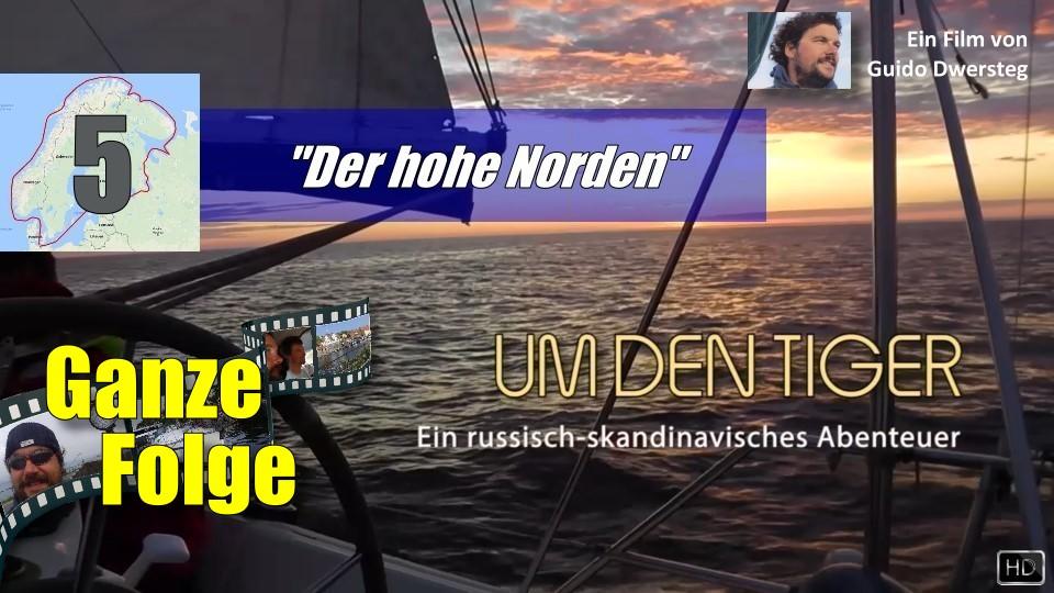 """Vorschaubild zu """"Um den Tiger"""" von Guido Dwersteg (Folge 5)"""
