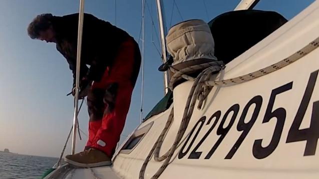 Vorschaubild zu Einhand um den Atlantik  Teil 1 – Von Fehmarn nach Roscoff