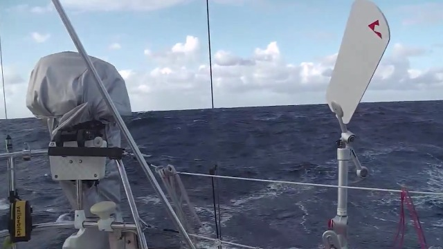 Vorschaubild zu Einhand um den Atlantik  Teil 2 – Von Roscoff zu den Kanaren