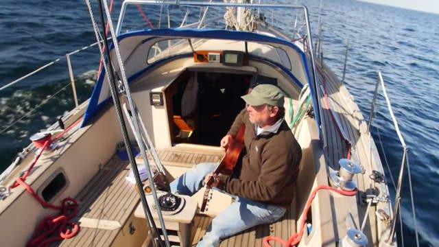 Vorschaubild zu Viel von Vorne, selten von Hinten – Die Slisand auf dem Weg in den Norden der Ostsee
