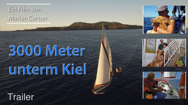 Vorschaubild zu 3000 Meter unterm Kiel – Trailer