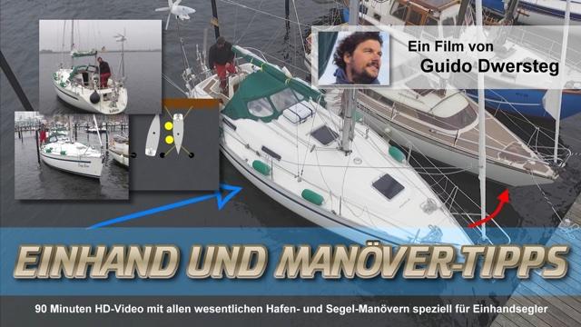 Vorschaubild zu Einhand und Manöver-Tipps von Guido Dwersteg