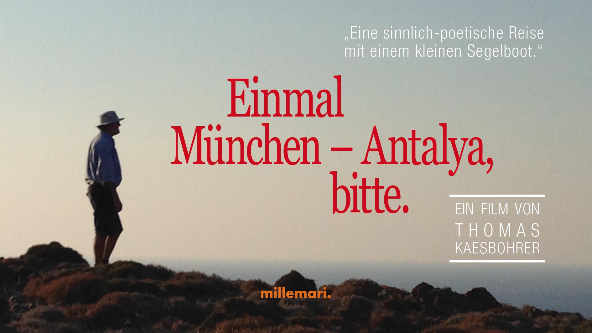 Vorschaubild zu Shop Trailer – Einmal München Antalya, bitte
