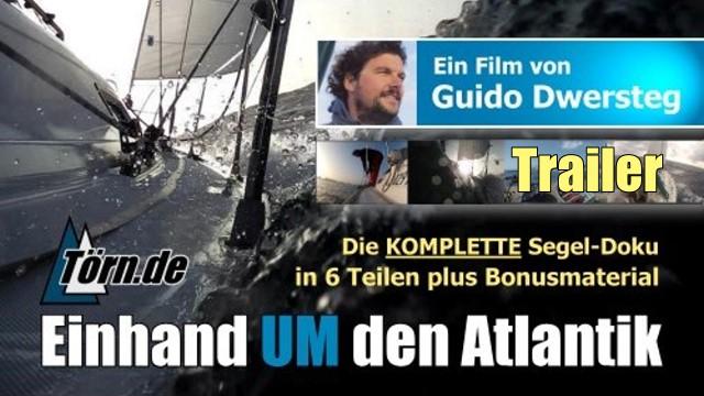 """Vorschaubild zu Shop Teaser – Guido Dwersteg """"Einhand um den Atlantik"""""""