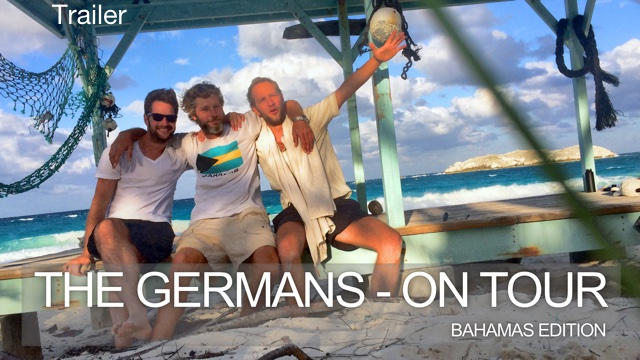 Vorschaubild zu The Germans – on Tour / Bahamas Edition  –  Shop Trailer