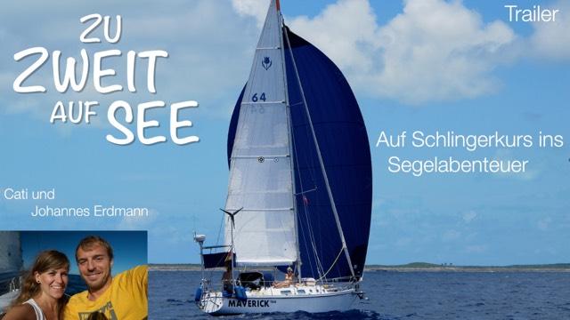 """Vorschaubild zu """"Zu zweit auf See"""" mit Cati und Johannes Erdmann"""